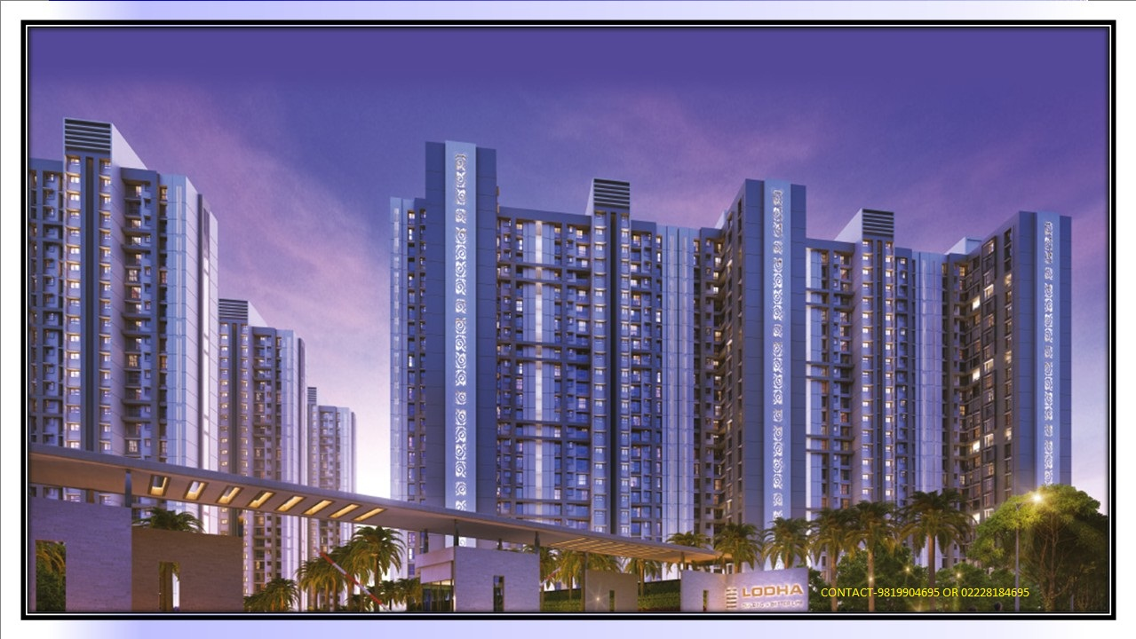 Lodha Amara 1bhk 2bhk 3bhk For Sell E Homes